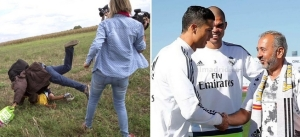 Cristiano-Ronaldo-Pemain-Madrid-Temui-Pengungsi-Suriah-yang-Ditendang-Kameramen